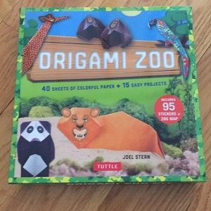 Other - Origami zoo kit